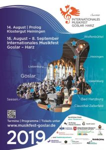 Internationales Musikfest Goslar-Harz
